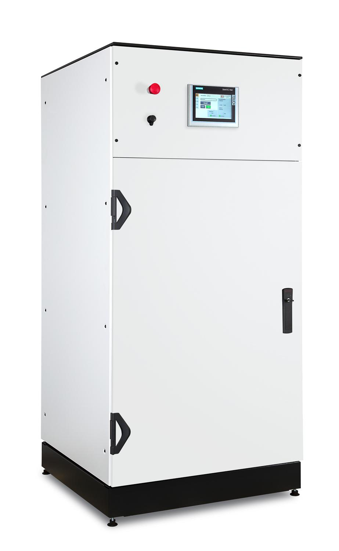 Pulversiebstation MPS-4