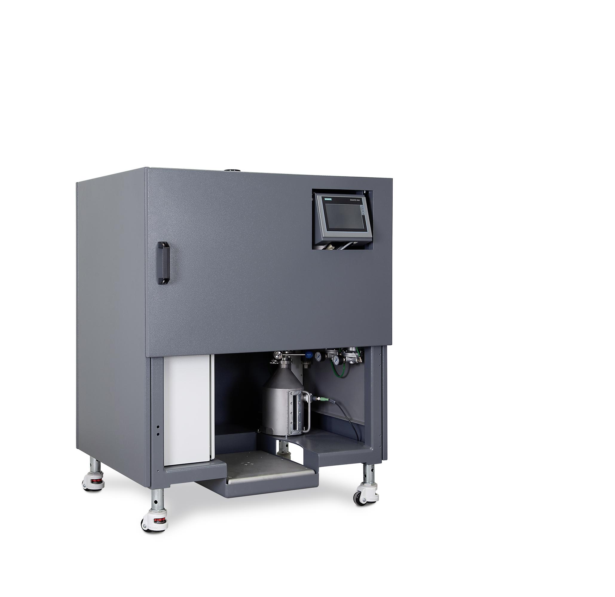 Ultraschall Siebstation MPS X1